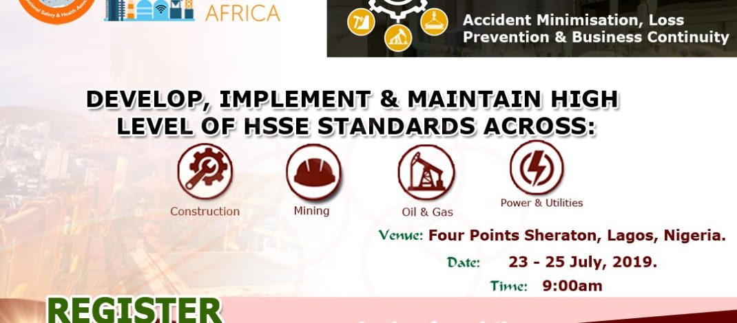HSSE Africa Conference In Lagos